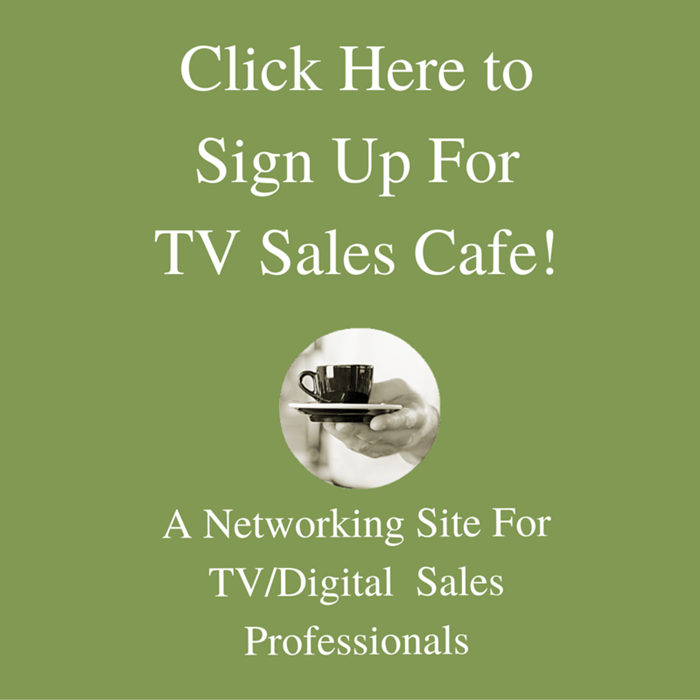 TV Sales Cafe -- television sales